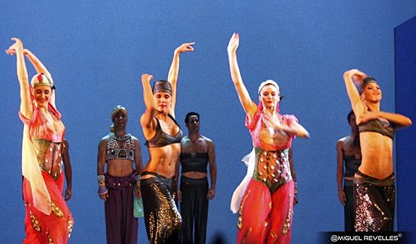 Guía Feedly. Ballet, actividad cultural. Festival de Música y Danza de Granada