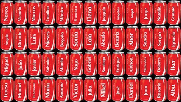 Modelo AIDA Campaña Coca-Cola