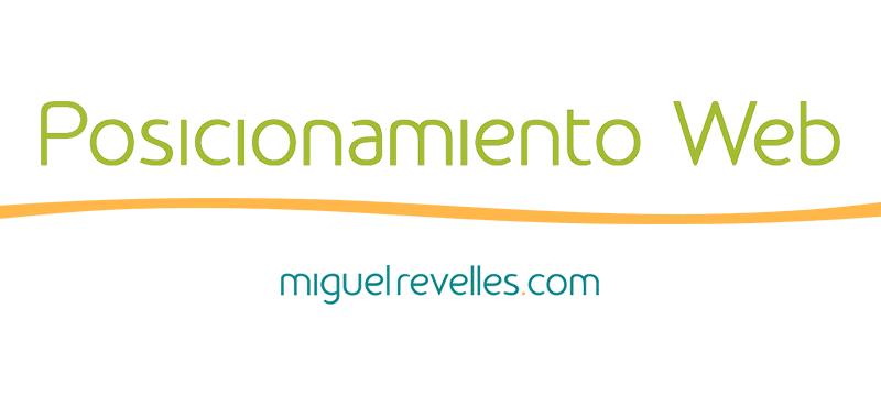 BLog SEO y SEM de Miguel Revelles - Posicionamiento Web