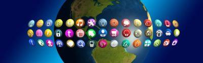 Imagen del mundo del Social Media, para usarlo en el plan de Marca Personal